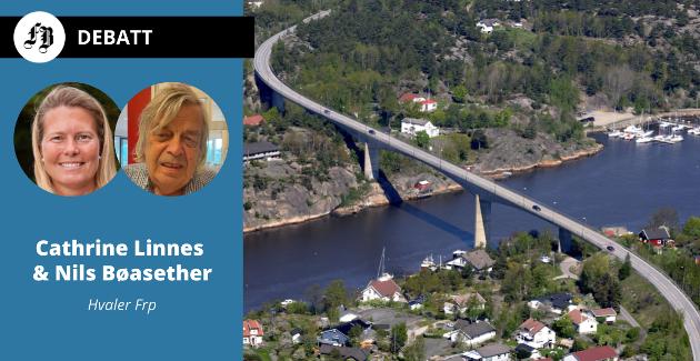 Kjøkøysund bru må skiftes ut. Linnes og Bøasether slår fast at bomstasjonen snart er på plass.