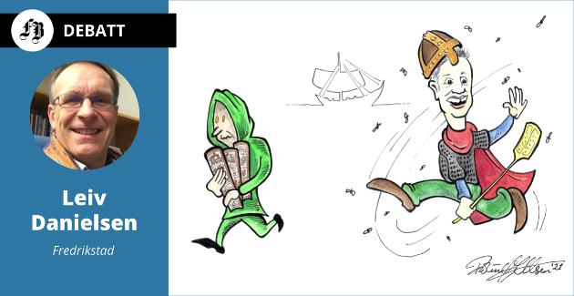 Vikingene ble terrorisert av fluer, mens runetavlene som skulle fortelle ettertiden om plagene forsvant.