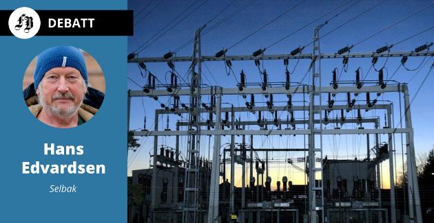 Ren kraft til elektrifisert hverdag er ifølge Edvardsen en nøkkel til det grønne skiftet. Da er det ikke miljømessig forsvarlig å frakte bauxitt fra Brasil for å produsere aluminium.