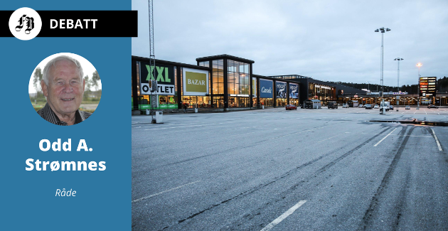 Strømnes venter at det igjen vil strømme kunder til kjøpesentre i Sverige.