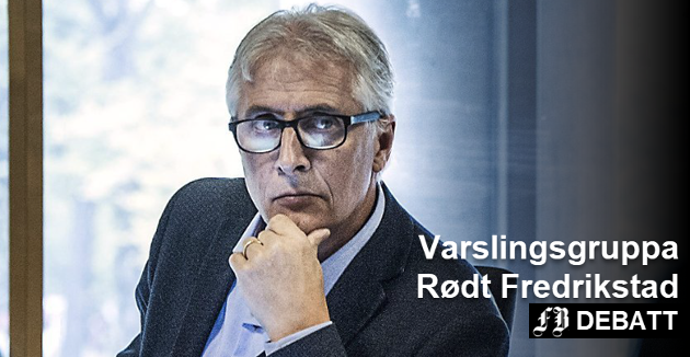 Rådmann Ole Petter Finess får ikke store sluttpakka dersom Rødt Fredrikstad får bestemme.