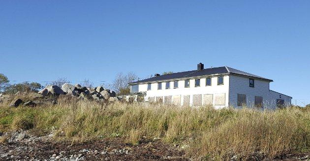 Grepan-eiendommen har vært skjemmende i en årrekke.