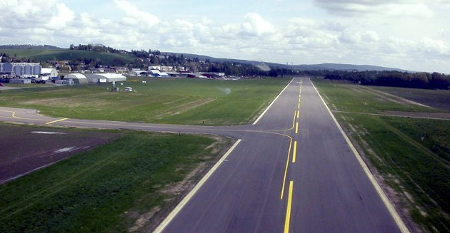 FLYSTRIPA: Kjeller flyhistoriske kulturpark ønsker at områdefredningen justeres slik at tilstrekkelig rullebane bevares, skriver innsenderen.