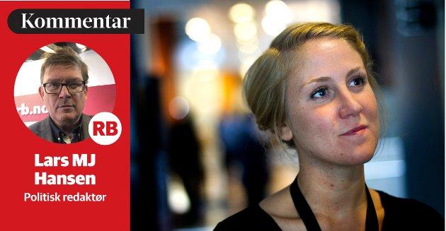 Tonje Brenna var den første av de AUF-erne fra  Utøya som vitnet i terrorrettssaken i 2012.