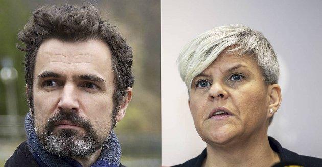 Endre Tvinnereim (Ap) og Beate Husa (KrF) svarer på debattinnlegg om idrettshaller.
