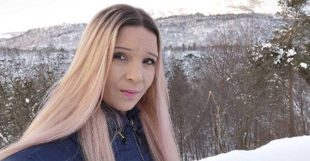 Charlotte Isabelle Haveland gikk gjennom isen som barn. En skremmende opplevelse som er brent fast i minnet.