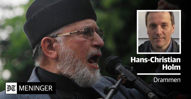 Tahir ul-Qadri.