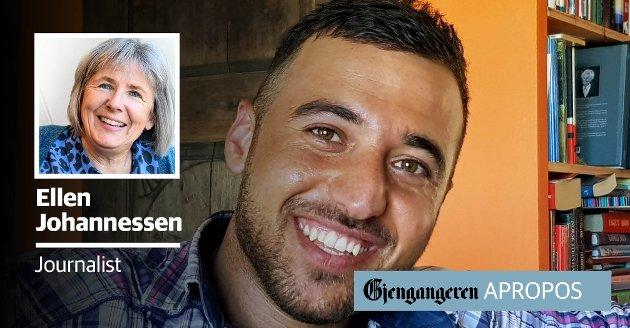Shervan deler sine historier fra oppveksten i Syria og veien mot et liv i nye Norge.
