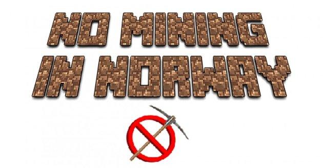 Bærekraft og gruvedrift henger ikke i hop. Svineriet med gruver får andre land ta seg av!