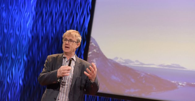 Dekningsdirektør Bjørn Amundsen i Telenor. Foto: Telenor