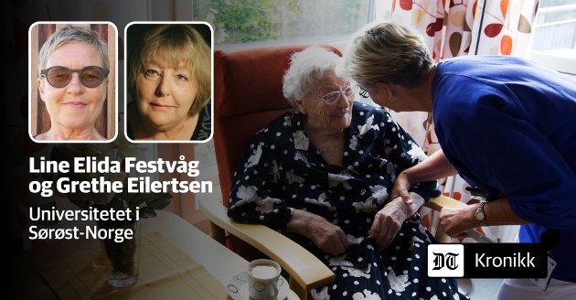 DØDEN: – «Vi skal alle dø en dag, men alle andre dager skal vi leve», skriver den svenske forfatteren Per Olov Enquist. Likevel er det mulig å planlegge for livskvalitet i livets siste fase, skriver debattforfatterene.