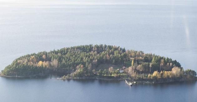 – For berørte og for særlig interesserte kan ingenting erstatte å få oppleve selve øya, skriver Torgeir Haave Bentsen i dette leserinnlegget.