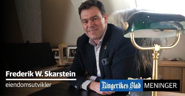 ÆRLIGHET? – Dersom politikerne velger å godta planer uten at regelverket følges, kan en stille spørsmål ved den politiske ærligheten, skriver Frederik W. Skarstein