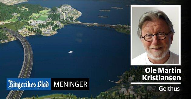 ENDRINGER? – Det viktigste nå burde vel være å se – har verden forandret seg i løpet av den tiden som har gått, sier Ole Martin Kristiansen.