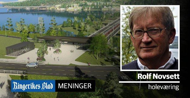 PUNKTERT: - FRE16-prosjektet kan bli punktert før debatten i Stortinget om Nasjonal transportplan, skriver Rolf Novsett.