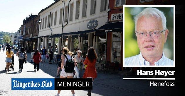 BYUTVIKLING: – De fleste argumentene synes å være oppbrukt, skriver Hans Høyer.