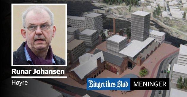 HVA VIL VI? – Er det slik at vekst i sentrum hemmer distrikteten, spør Runar Johansen.