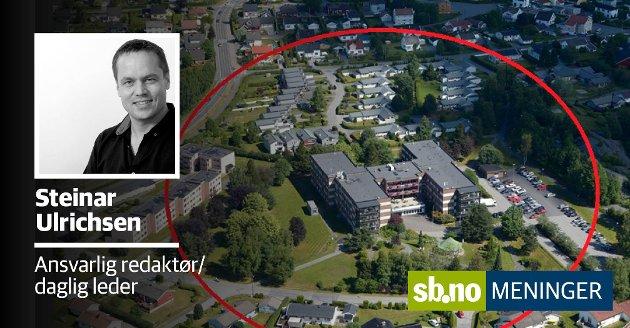 Bor du i nærheten av Nygård sykehjem, må du følge med nå.