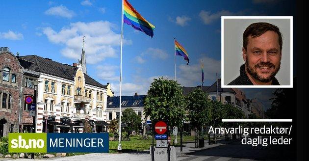 Vaier: Sandefjord skal være den kommunen der alle føler seg inkludert – uansett seksuell legning.