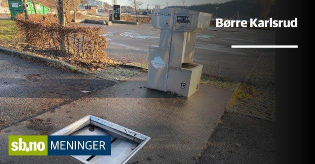 KAN BLI BEDRE: Leserbrevforfatteren har en rekke innspill på hvordan bobilplassen i Sandefjord kan bli bedre.