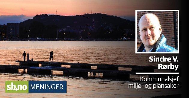 Dyrelivet i Oslofjorden har endret seg over tid, men  rensingen av Sandefjordsfjorden har hatt effekt, skriver Sindre V. Rørby, kommunalsjef miljø- og plansaker.