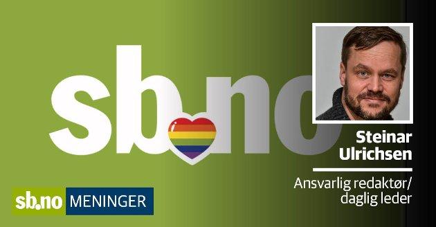 Pride handler om mye - også om demokratiske rettigheter. Les mer om det her.
