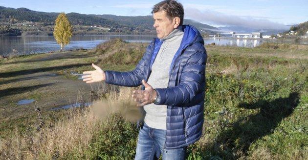 Rune Finnekåsa, daglig leder Notodden Boligbyggelag