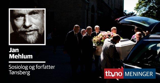 BLE IKKE FRIKJENT: Fredrik Fasting Torgersen kjempet i mange tiår for å bli renvasket etter drapsdommen mange mener er bevist feil. I 2015 ble han begravet uten å ha blitt frikjent. Forfatter Jan Mehlum mener vi ikke må slutte å diskutere rettssikkerhet og rettferdighet.
