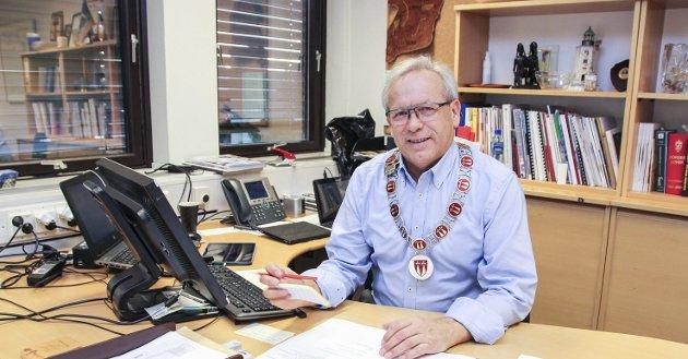 INFORMERT: – Som det går fram av er-posten fra prosjektleder Ski har Ordfører Harald Tyrdal i høyeste grad vært informert, skriver Willy Westhagen (GBL). Arkivfoto