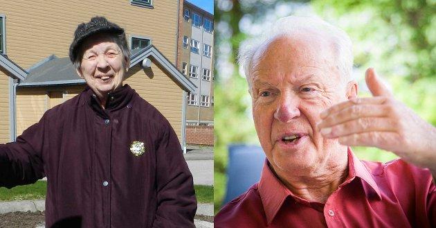 VET IKKE BEST: Hillgund Klavestad mener at Tormod R. Auslands uttalelser sier mer om ham selv enn om personene han uttaler seg om.