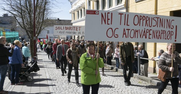 Ingen illusjoner: Nei til Atomvåpen har ingen illusjoner med at en tilslutning til et atomvåpenforbud betyr at alle atomvåpnene avskaffes. Forbudet er en start, ikke en avslutning. Men et internasjonalt forbud gir oss et viktig redskap i arbeidet mot atomvåpen.