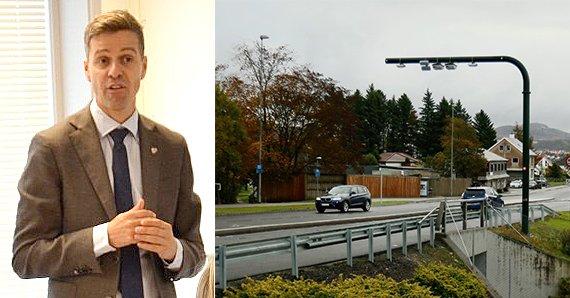 GIR SVAR: Knut Arild Hareide besvarer her debattinnlegget FNB Sandnes hadde i Sandnesposten forleden.