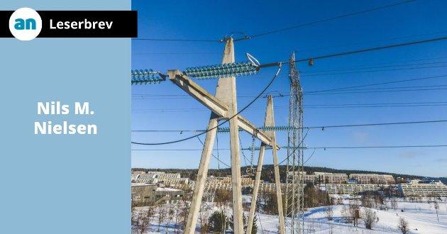 - Noen har lagt sin elsk på den rimelige vannkraften vår, ikke bare som sikkerhet for jevn strømforsyning når vinden uteblir, men nå også som et bærende element for to ruvende batterifabrikker, en i Rana og en på Fauske.
