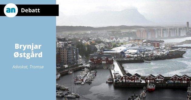 - Kommunelegen i Bodø har tydeligvis ansett seg bemyndiget til å gripe inn i grunnleggende friheter i vårt liberale og demokratiske rettssamfunn, skriver Brynjar Østgård.