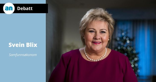 Erna Solbergs nyttårstale 2019.
