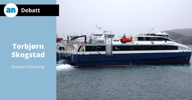 MS Elsa Laula Renberg er en av båtene som betjener hurtigbåtsambandet Bodø-Svolvær.