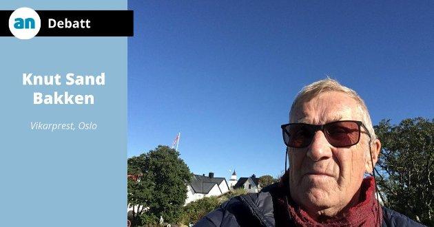 Knut Sand Bakken er redd for at det blir mer byråkrati i kirken med en ny kirkeordning.