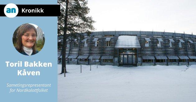 Visste du at på Sametinget er det vedtatt at de som snakker samisk fra talerstolen, skal få 30 % mer taletid enn norskspråklige?