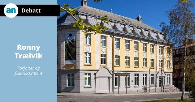 Nordnorsk kunstmuseum i Tromsø.