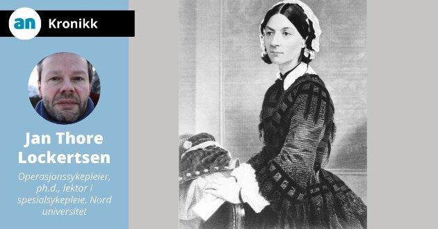 Florence Nightingales (1820-1910) liv er en legende større enn henne selv.