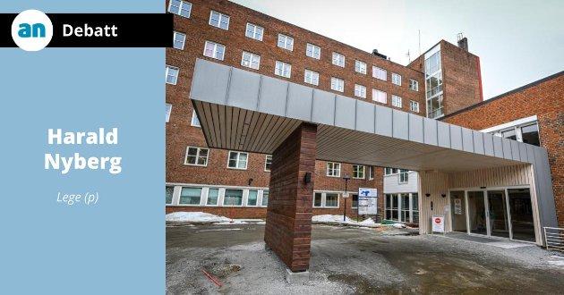 Helgelandssykehuset på Mo.