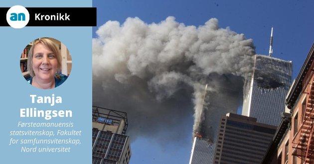 20 år siden terrorangrepet på New York.
