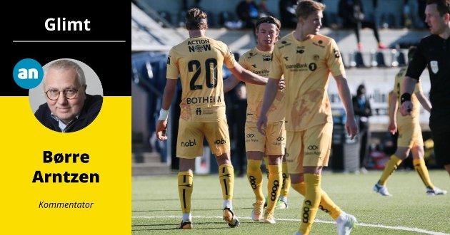 Patrick Berg ser ikke særlig fornøyd ut ved kampslutt etter å ha slått Haugesund 2-0. Han beklaget innsatsen etter kampen.