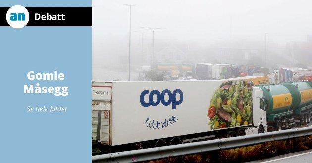 Hvorfor disse korsfest-ropene om lønnsnivået for Coop-lederne uten å ta det hele bildet i dagligvaremarkedet?