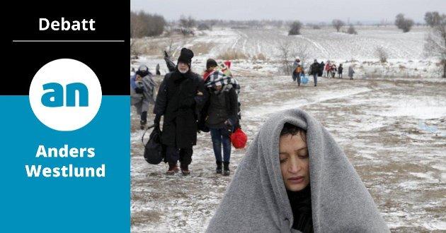 Det landet som har tatt imot flest flyktninger i forhold til egen befolkning er  Libanon.