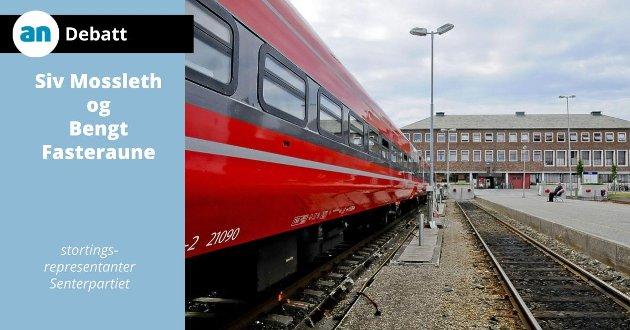 Riksrevisjonens undersøkelser av jernbanesektoren viser at driftsstabiliteten i jernbanenettet ikke er forbedret etter at regjeringens jernbanereform ble igangsatt