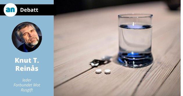 Overdosene kommer bl.a. fra smertestillende medikamenter forskrevet av leger.