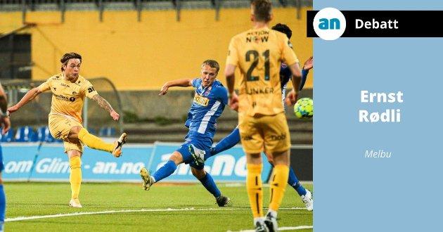 Glimt tapte 0-1 mot Sandefjord.