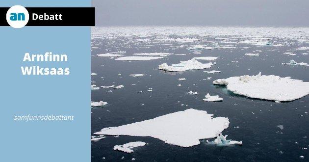 Når havisen sprekker opp og forsvinner i Arktis, får det store konsekvenser..