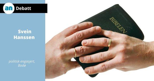 Er konservativt syn på homofile grunnen til at så mange melder seg ut av Kirken?